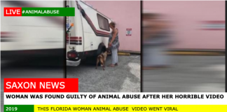 animal abuse woman arrested