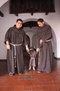 To Encourage Pet Adoption, Stray Dog Wandered Into A Monastery